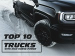 Top 10 trucks with high horse power