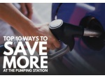 Top 10 ways to save more at the pumping station