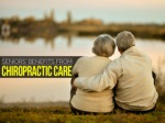 Seniors' benefits from chiropractic care