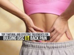 Top 7 Natural And Effective Treatments For Bulging Disc And Back Pain