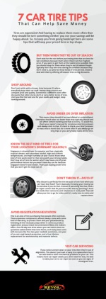 7 Car Tire Tips That Can Help Save Money