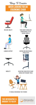 Things To Consider When Looking For An Ergonomic Chair