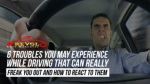 6 Troubles You May Experience While Driving That Can Really Freak You Out And How To React To Them