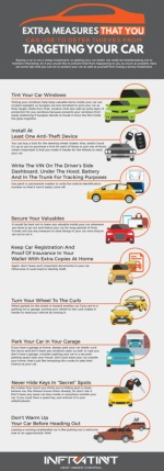 Extra Measures That You Can Use To Deter Thieves From Targeting Your Car
