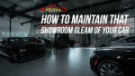 How To Maintain That Showroom Gleam Of Your Car