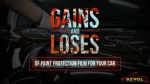 Gains and Losses Of Paint Protection Film For Your Car