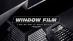 Window film a great investment that improves quality of life