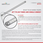 How to Easily Install T8 4ft LED Tubes?