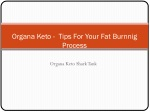 Organa Keto - 15 best tips for faster weight loss