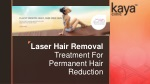 Laser Hair Removal Treatment For Permanent Hair Reduction