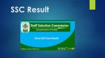 SSC Result 2018-2019 Download - Check SSC Exam Result, Cut Off Marks
