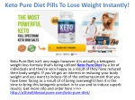 Keto Pure Diet Pills Read My Personal Review To Lose Weight Instantly!