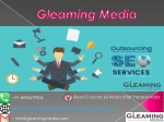 SEO Outsourcing Projects   SEO Agency in India –Gleaming Media