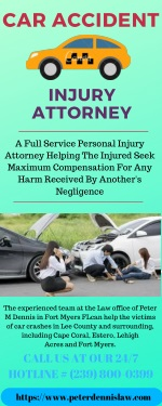 Fort Myers Car Accident Injury Attorney