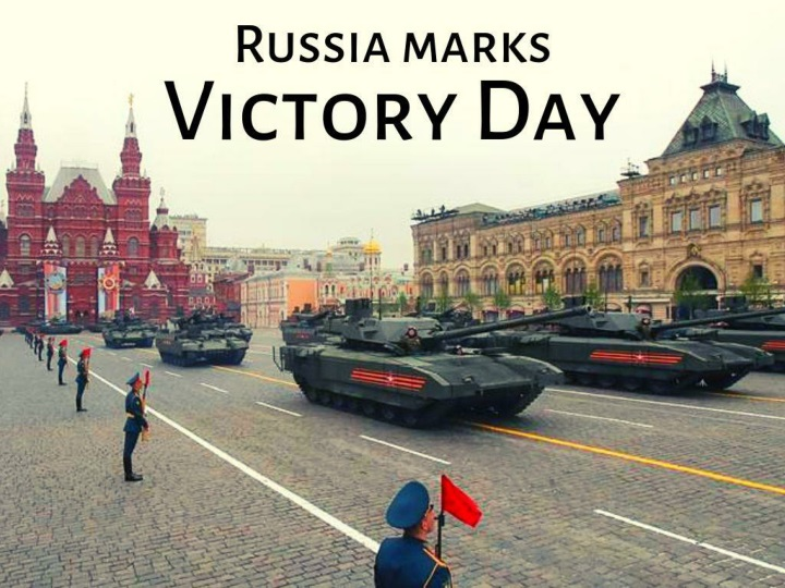 Russia marks Victory Day 2019