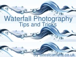 Waterfal Photography