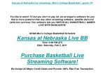 Kansas at Nebraska live streaming | Men's College Basketball