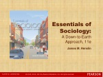 Essentials of Sociology: A Down-to-Earth Approach, 11e James M. Henslin