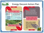 Planning an Energy Descent Action Plan for Belper