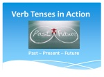 Verb Tenses in Action