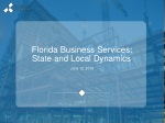 Florida Business Services: