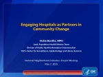 Engaging Hospitals as Partners in Community Change